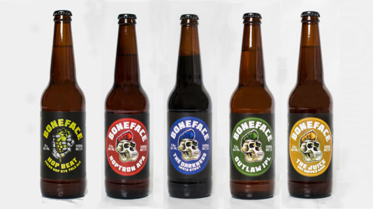 beers from boneface brewery