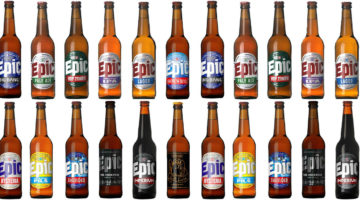 Epic Beer Bottles