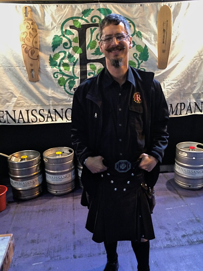 Andy Deuchars from Renaissance Brewing Company