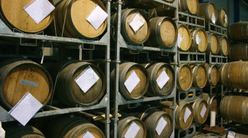 The Barrel Program at 8 Wired Brewery