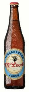 Mcleod's Longboarder Lager
