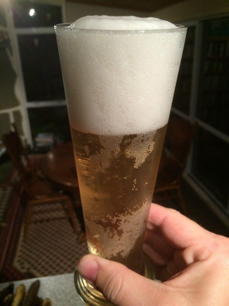 Piwo Grodziskie Beer