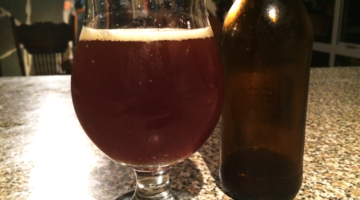 English Barleywine Beer