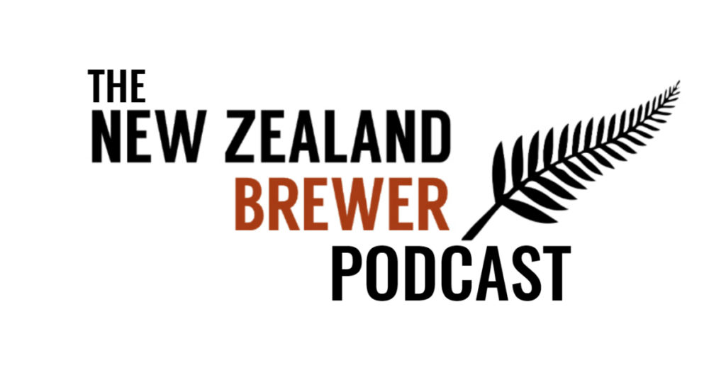 New Zealand Brewer Podcast Graphic