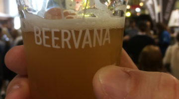 Beervana glass of beer