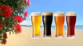 New Zealand Christmas Beer