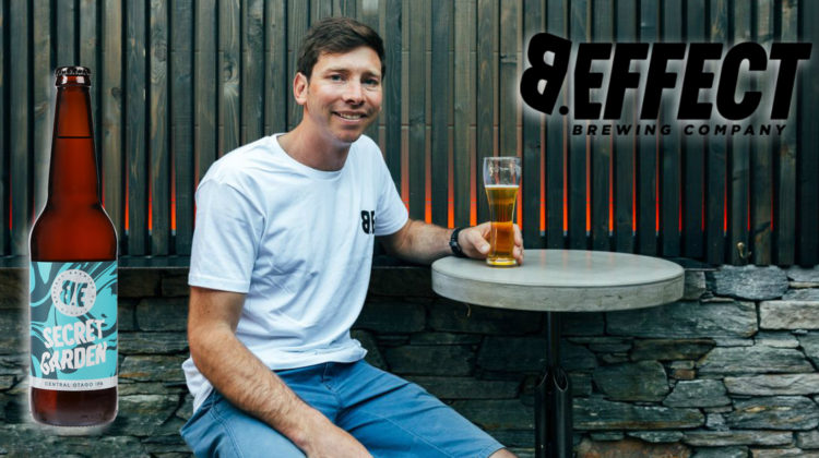 james Hay from b effect brewing company