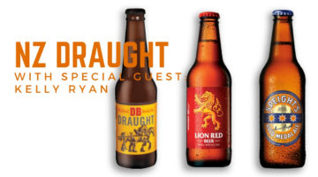 New Zealand Draught with Kelly Ryan