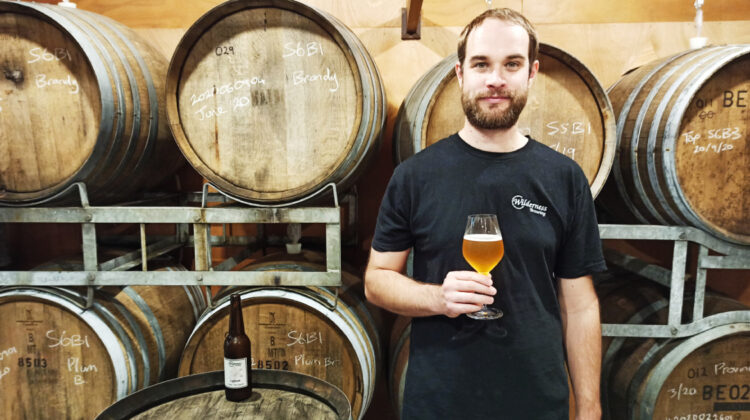 Oliver Drake from Wilderness Brewing